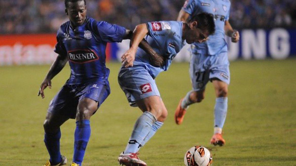 Copa Libertadores: Deportes Iquique cayó ante Emelec