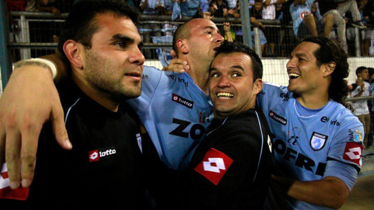 Deportes Iquique se metió en la fase grupal de Copa Libertadores