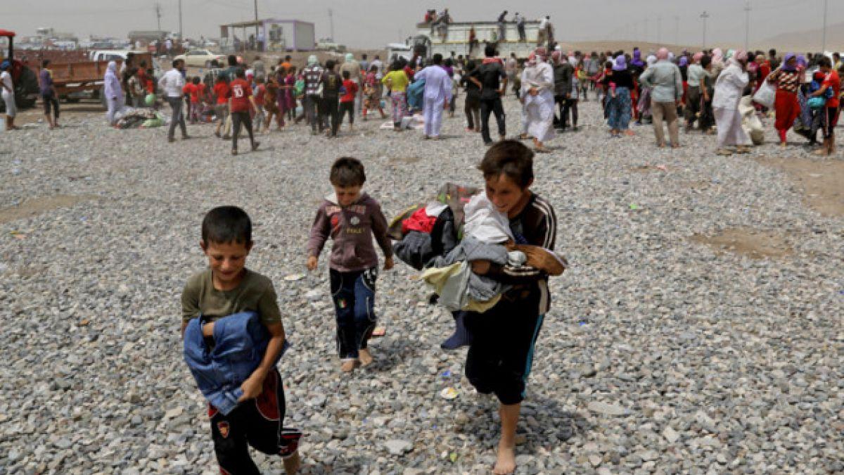 Ofensiva yihadista en Irak ha dejado casi 9.400 civiles muertos en lo que va del año