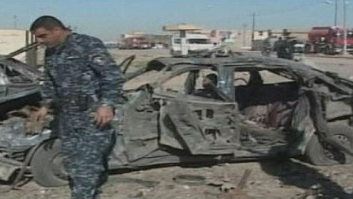 Atentados en Irak dejan al menos 44 muertos