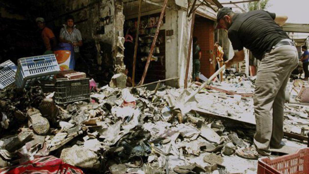 Crisis en Irak: Julio fue el mes más sangriento desde 2008