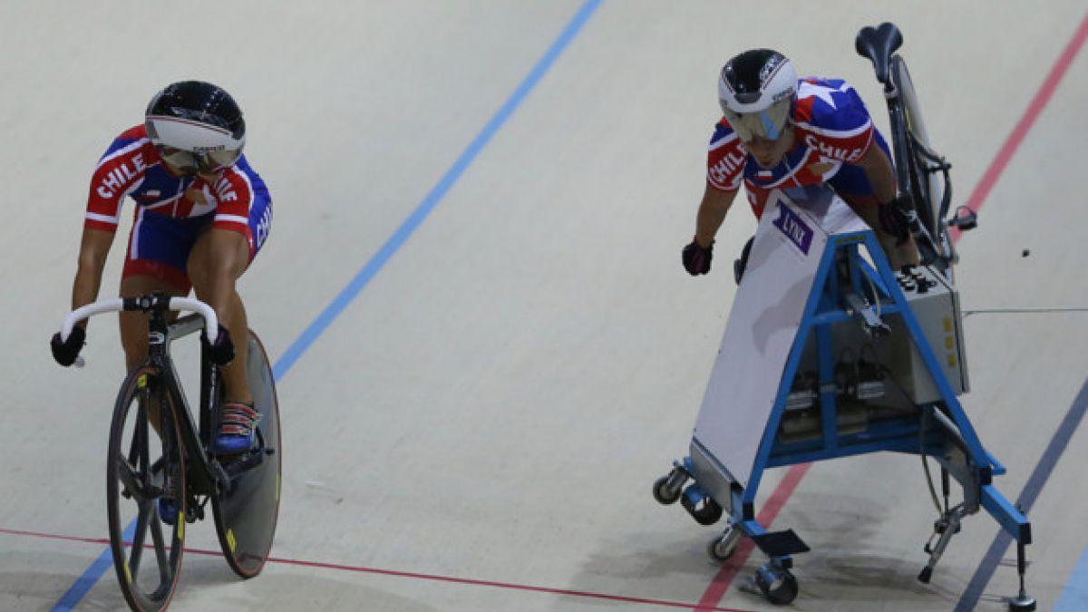 Ciclista Irene Aravena arriesga hasta dos años de suspensión si se confirma dopaje
