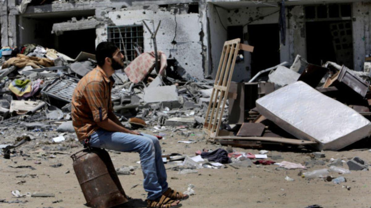 Reino Unido suspenderá venta de armas a Israel si rompe tregua de 72 horas
