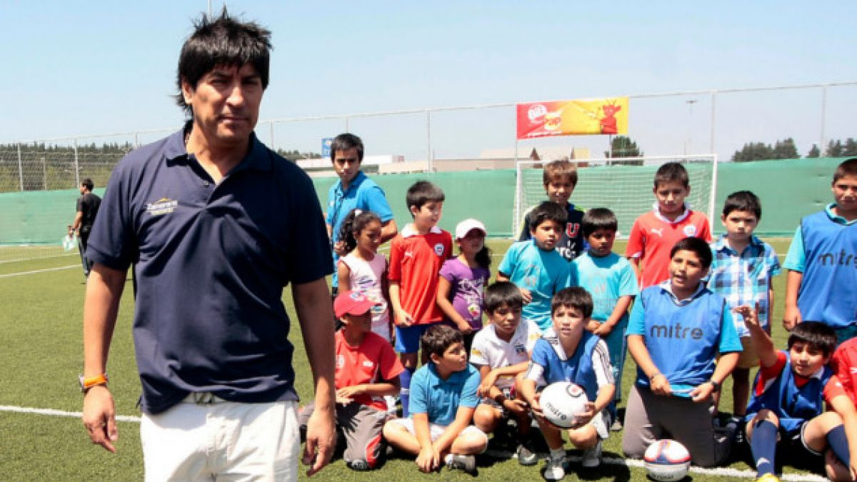 Iván Zamorano asumiría importante labor en la ANFP de ganar lista de Milad