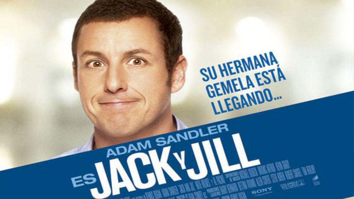 """""""Jack y Jill"""" arrasa en entrega de Premios Razzie"""