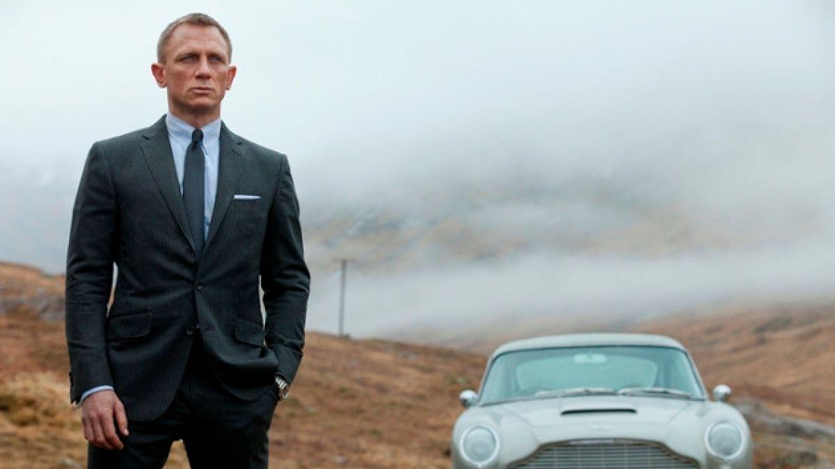 En diciembre comienzan las grabaciones de la nueva película de James Bond