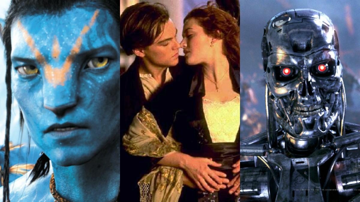 5 películas que confirman el gran aporte de James Cameron al cine