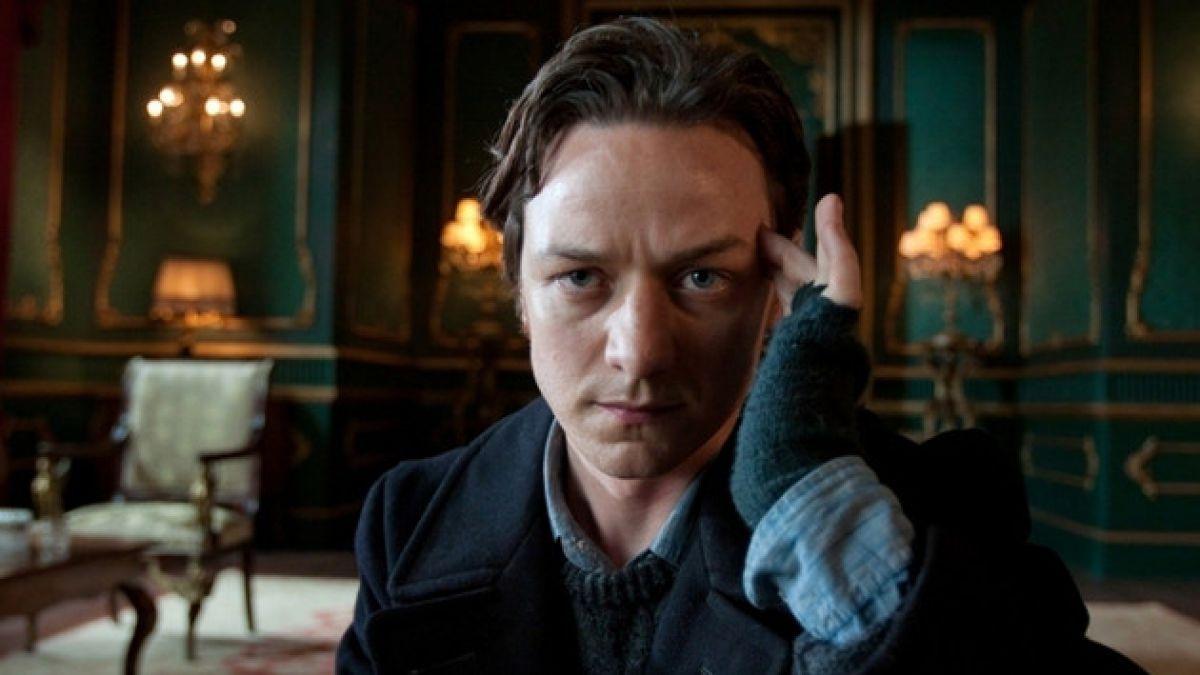 """James McAvoy aparecería finalmente calvo en la saga """"X-Men"""""""