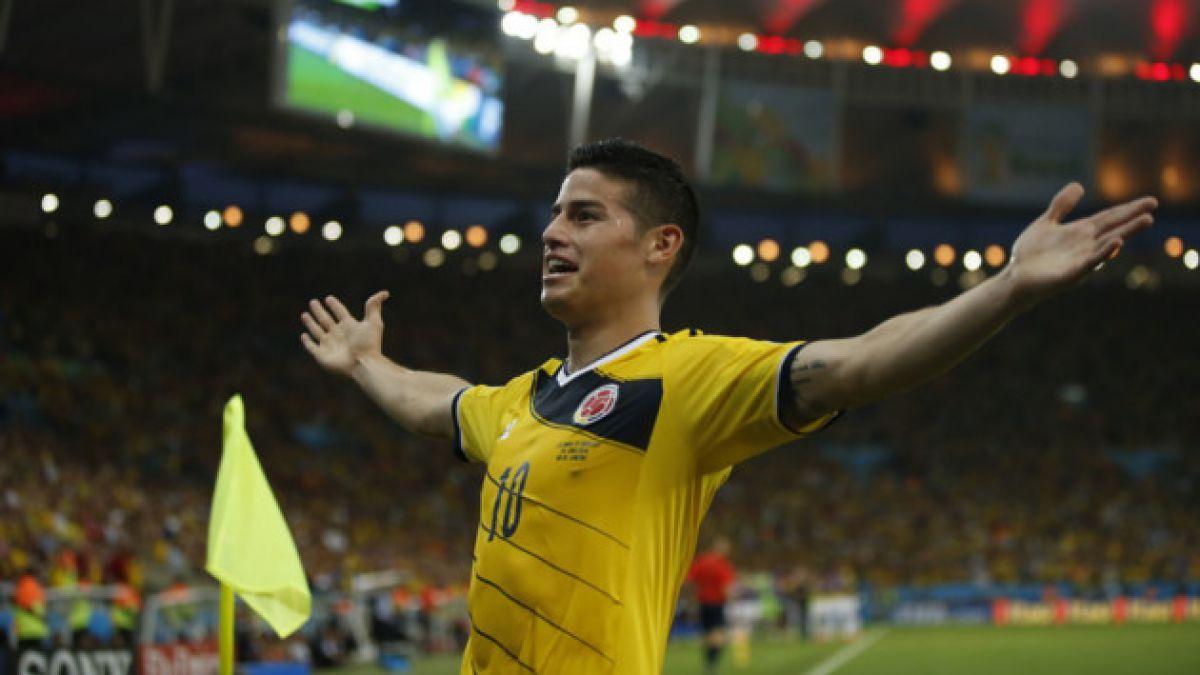 Día y hora de los partidos de cuartos de final del Mundial de Brasil 2014
