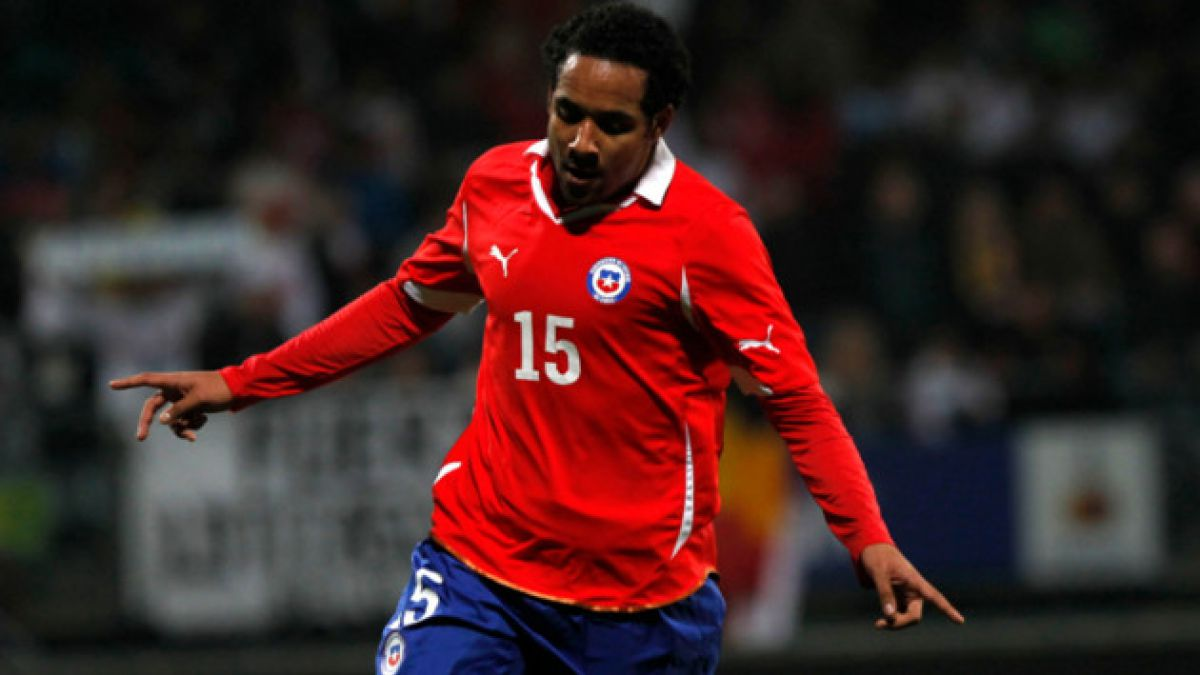 """Beausejour se suma a la """"Roja y confirma término de contrato con el Wigan"""