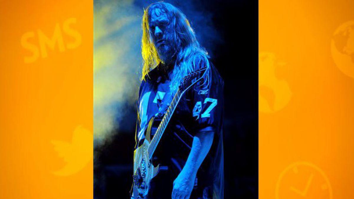 Murió guitarrista fundador de Slayer, Jeff Hanneman