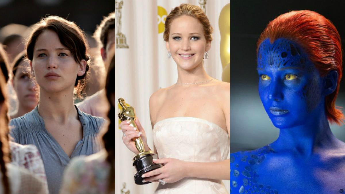 De Los Juegos del Hambre al Celebgate: La historia de Jennifer Lawrence en Hollywood