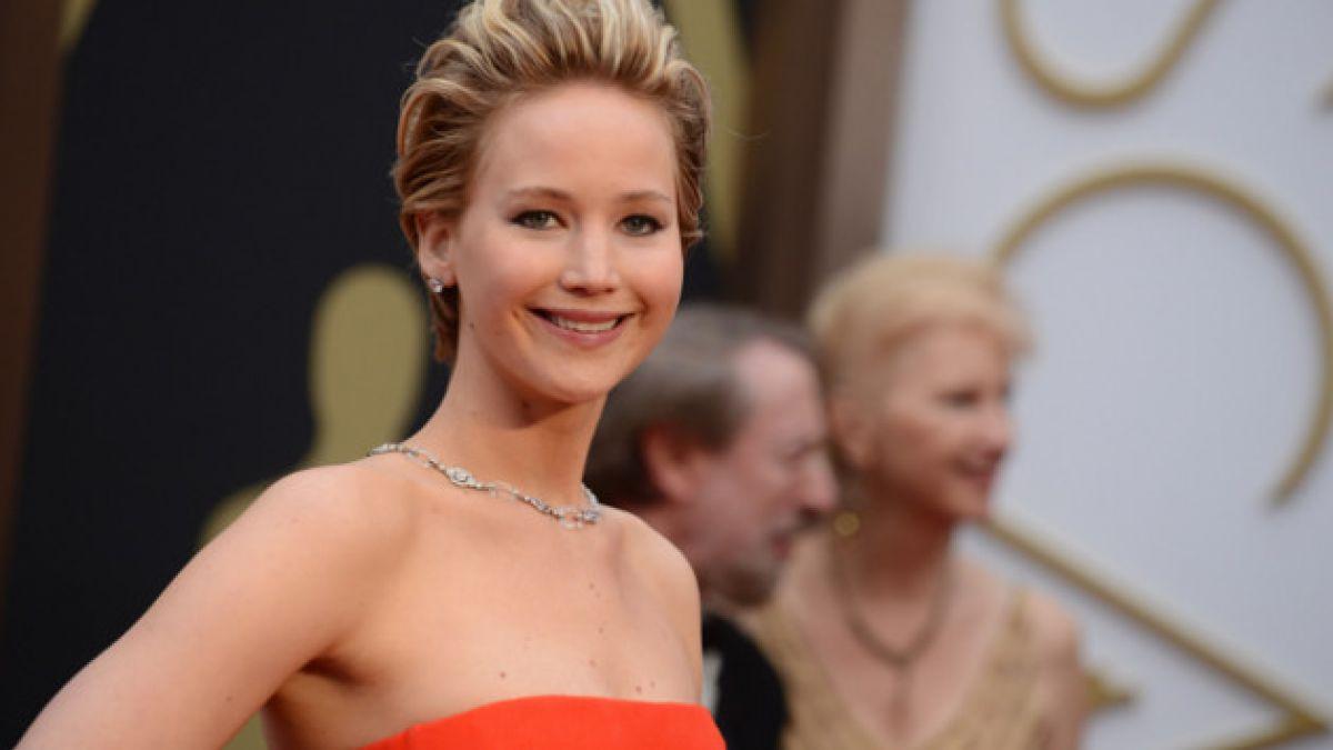 Eligen a Jennifer Lawrence como la mujer más sexy del mundo