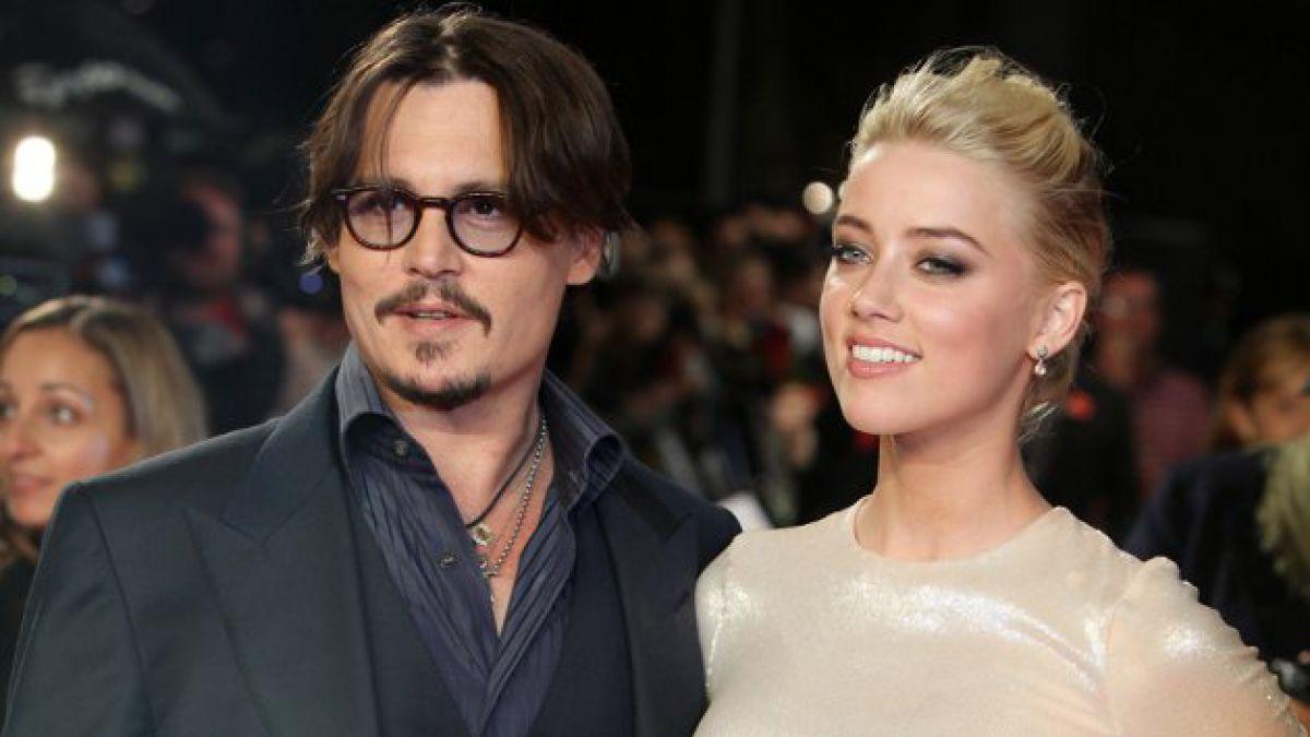Johnny Depp volvería a casarse tras 30 años