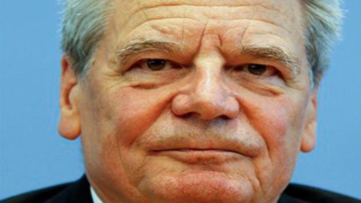 Joachim Gauck asume la Presidencia de Alemania