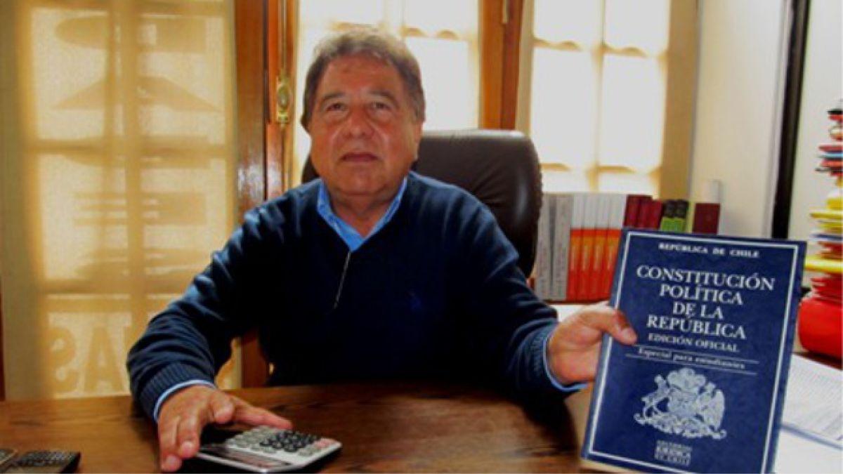 Alcalde de Placilla murió tras protagonizar accidente de tránsito