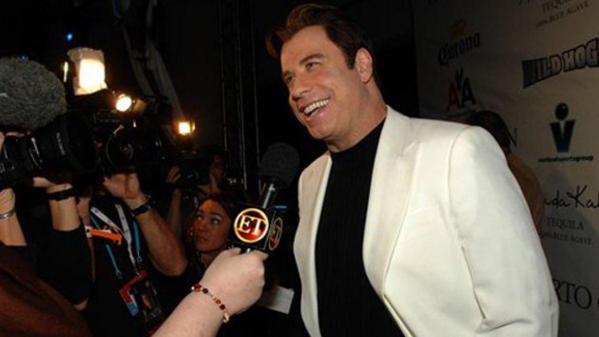 John Travolta envuelto en escándalo de prostitución