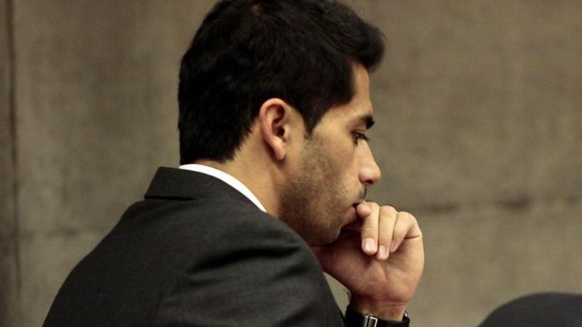 Johnny Herrera fue sentenciado a 41 días de pena remitida