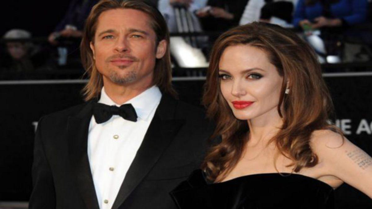 Angelina Jolie y Brad Pitt desatan el misterio en torno a su boda