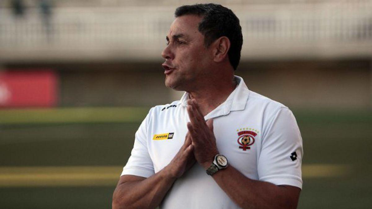 Cobreloa despide a su director técnico Jorge García