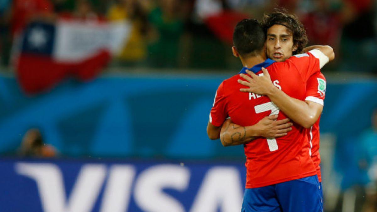 Jorge Valdivia confirma su retiro de la Selección chilena