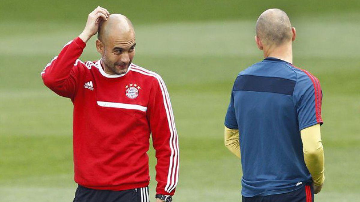 Manchester City habría hecho millonaria oferta a Josep Guardiola