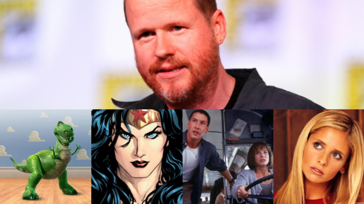 """15 curiosidades que marcan la carrera de Joss Whedon, el nuevo """"protegido"""" de Marvel"""