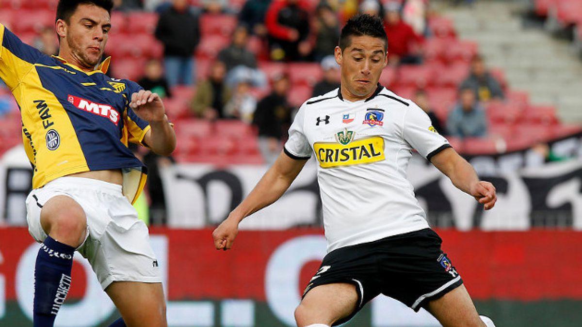Cuatro razones de por qué Colo Colo blinda a Juan Delgado