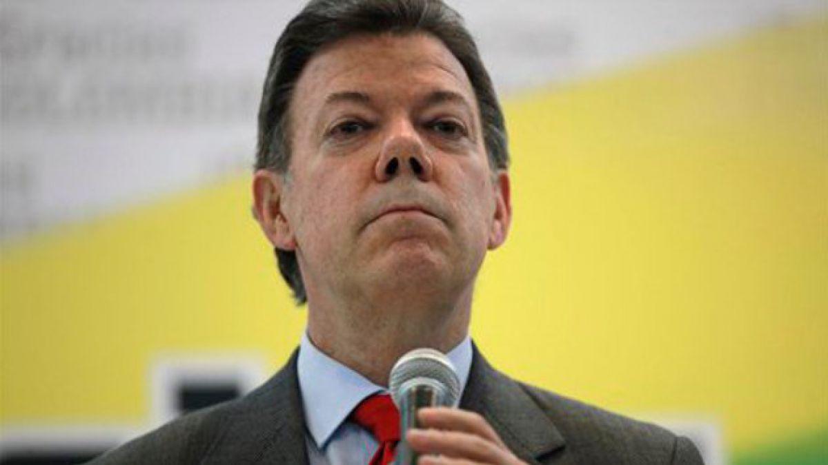 Presidente Santos acusa a las FARC de mentir una vez más