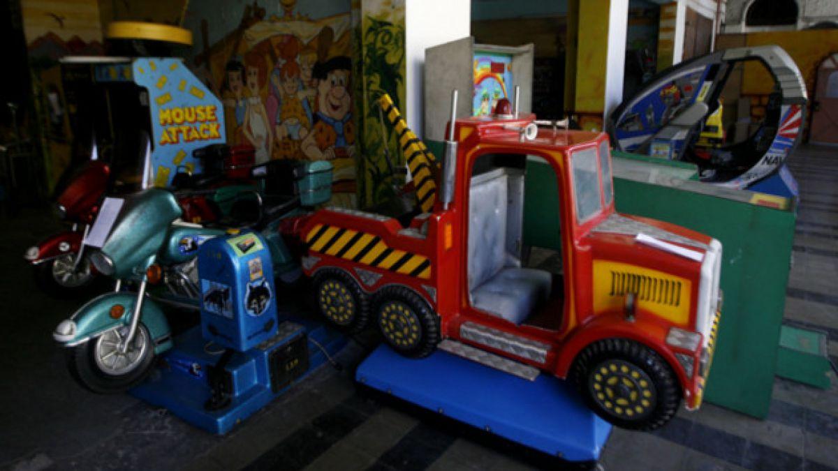 Inédita exhibición: Juegos Diana funcionarán en el GAM
