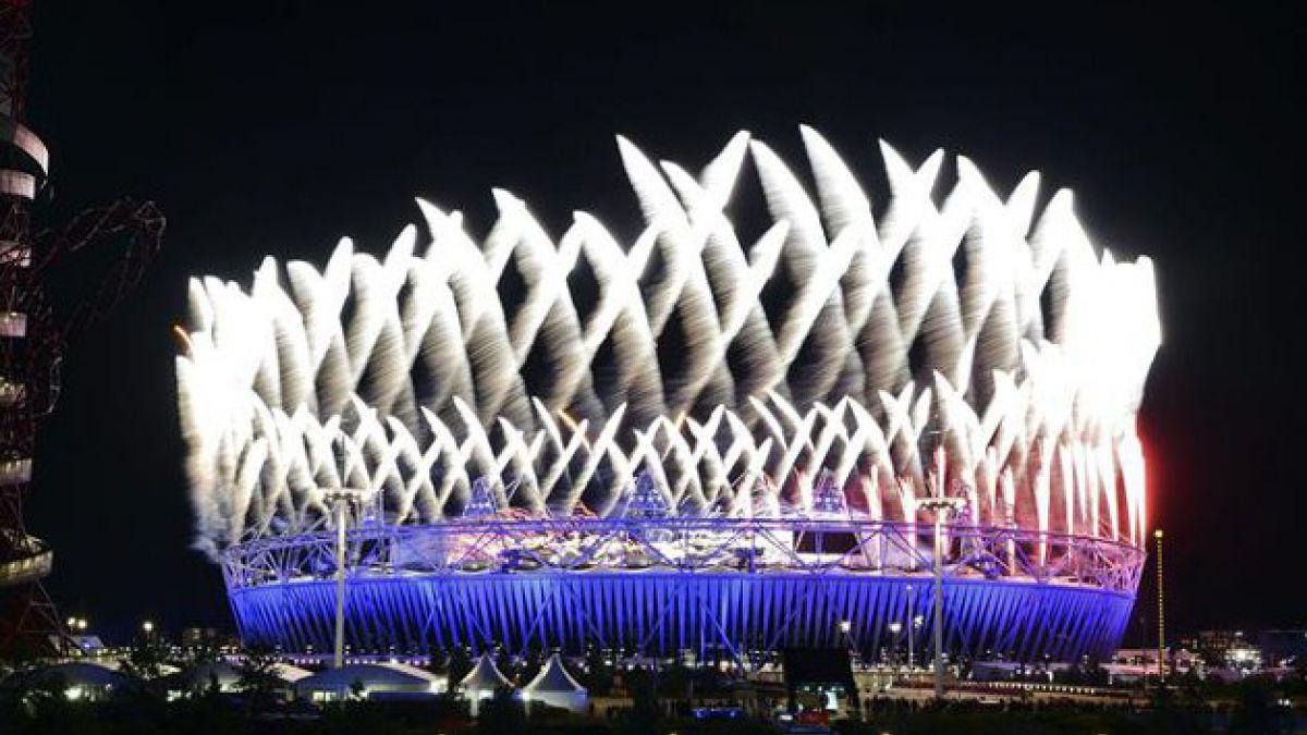 Comenzó la fiesta olímpica