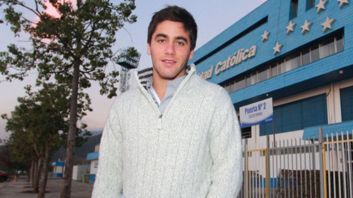 Stefano Magnasco regresa a la UC tras dos años en el FC Groningen