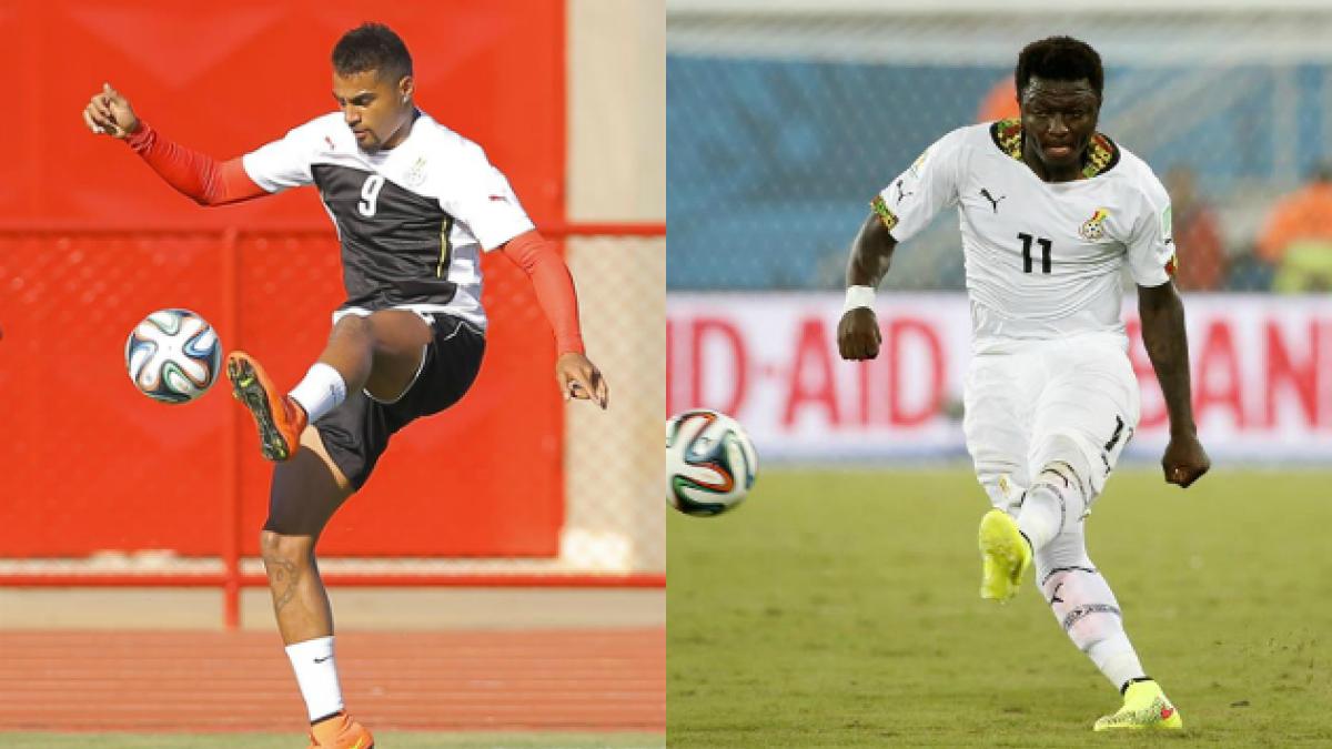 Ghana expulsa por indisciplina a 2 jugadores el día en que se juega su pase a octavos de final