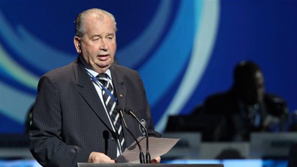 Fallece Julio Grondona, presidente del fútbol argentino