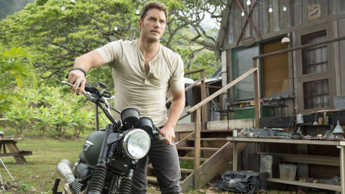 """[FOTOS] Revelan primeras imágenes de nueva secuela de """"Jurassic Park"""""""