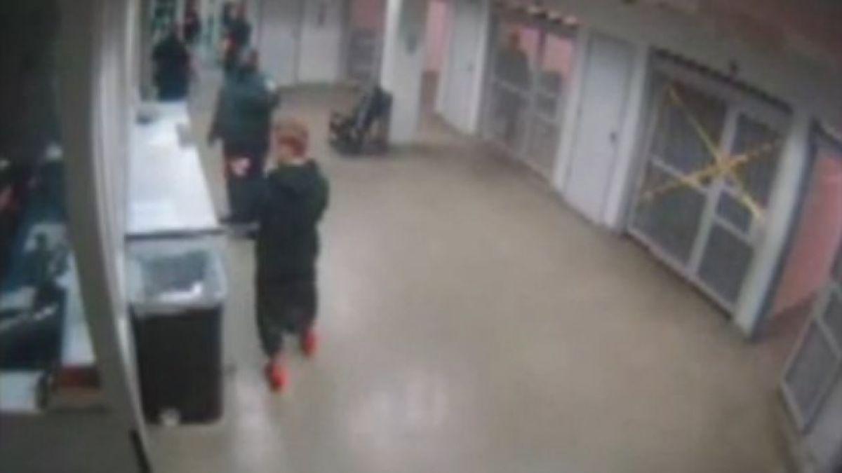 Revelan video de Justin Bieber en la cárcel