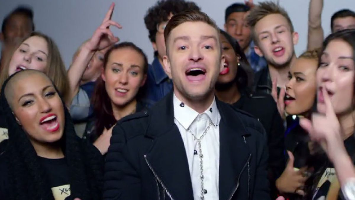 "[VIDEO] Justin Timberlake y Michael Jackson se ""reúnen"" en nuevo videoclip"