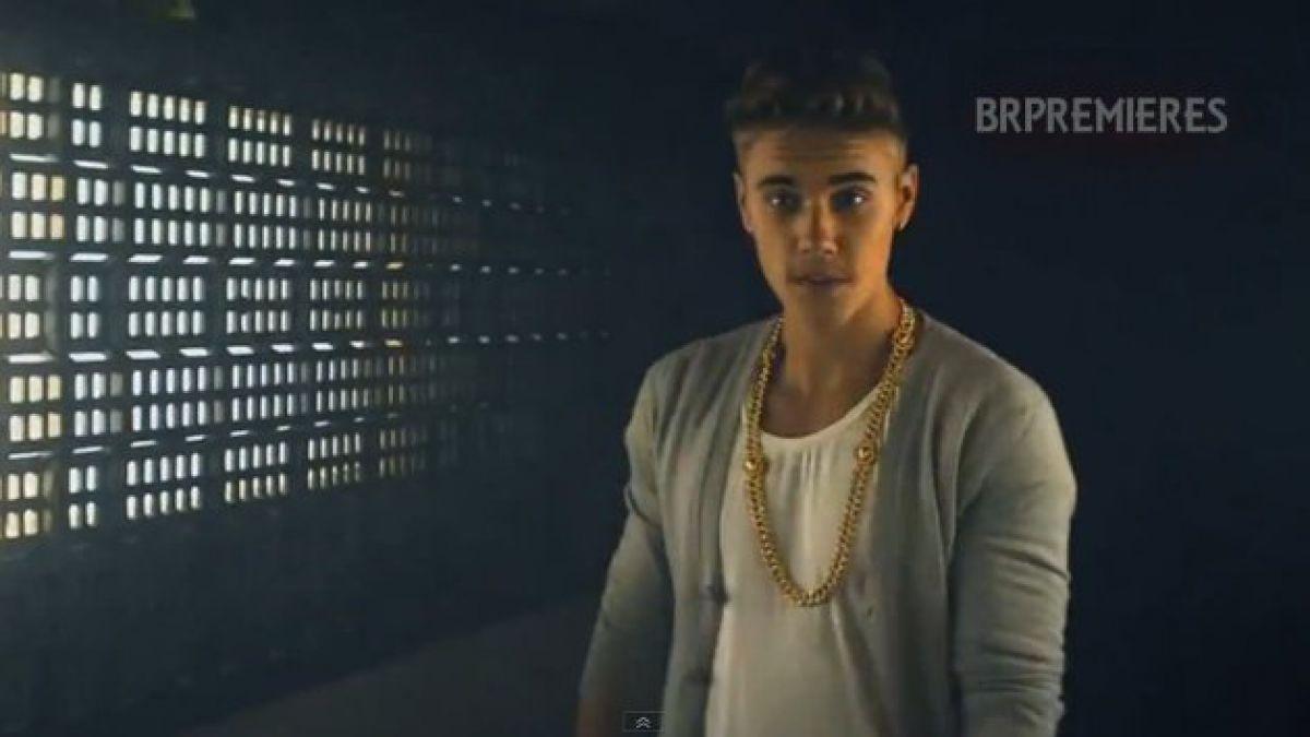 Confident: El nuevo videoclip de Justin Bieber