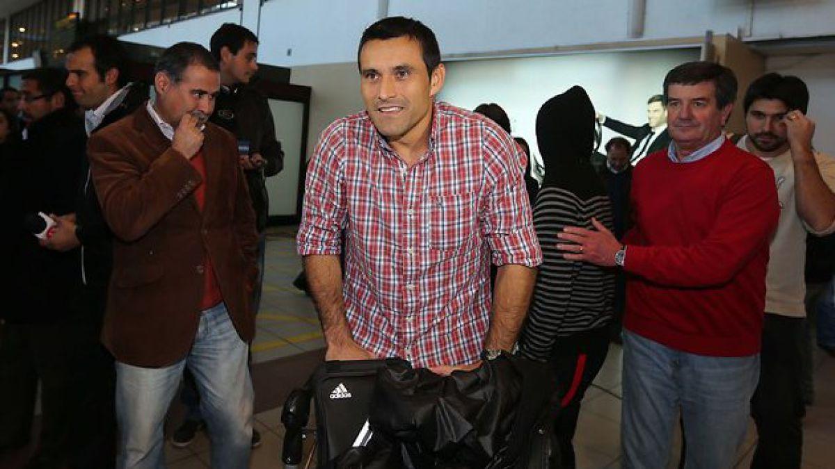 Justo Villar se convierte en el nuevo arquero de Colo Colo