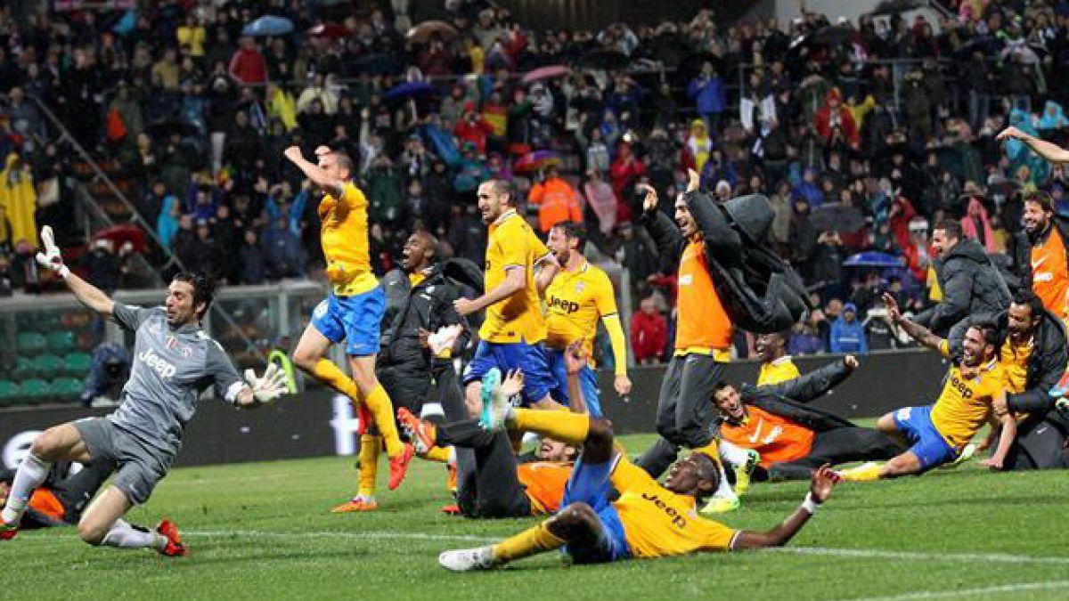 Arturo Vidal vuelve a las canchas en importante triunfo de Juventus