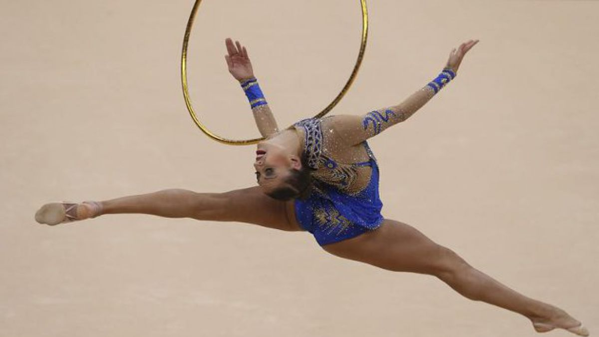 [JJ.OO.] Kanaeva volvió a conseguir oro olímpico