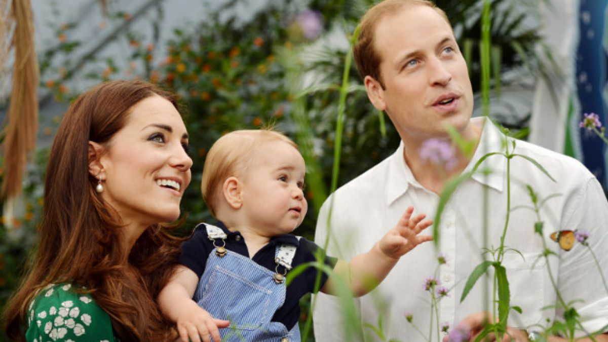 Kate Middleton da a luz a una niña que se convierte en la cuarta en ...