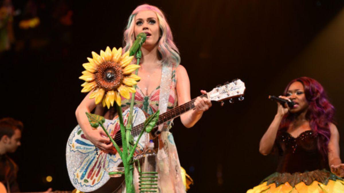 Confirmado: Katy Perry cantará en el show de medio tiempo del Super Bowl