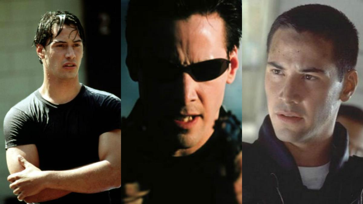 Keanu Reeves cumple 50 años: Estas son las 7 películas que han marcado su carrera