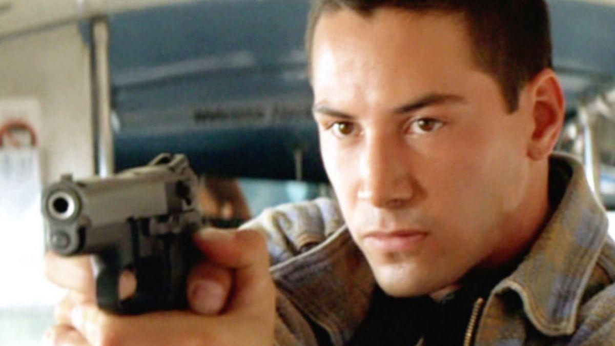 """La curiosa respuesta de Keanu Reeves ante una posible tercera parte de """"Máxima velocidad"""""""
