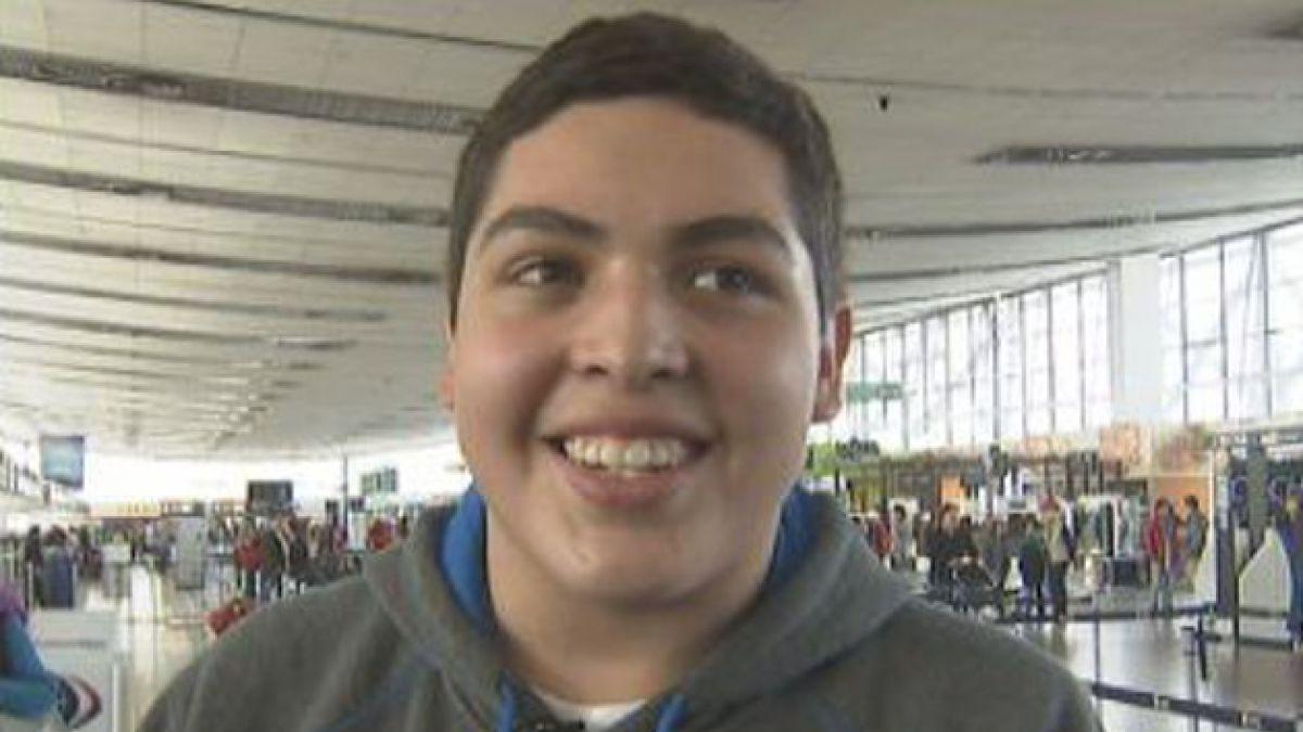 Acompaña a Kevin Silva en su recorrido con la antorcha olímpica