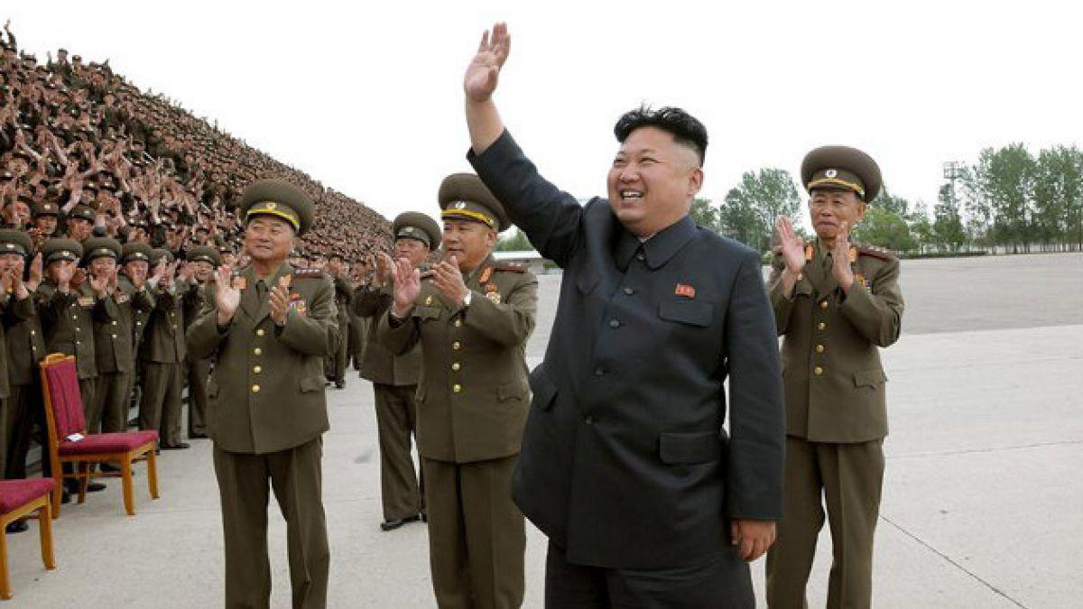 Líder norcoreano podría sufrir infarto producto de su sobrepeso