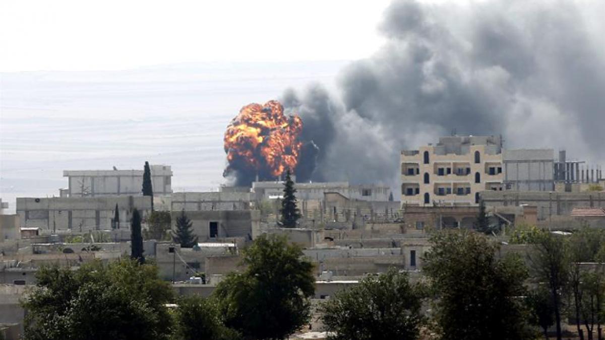 Los kurdos iraquíes lanzan la batalla de Sinjar contra Estado Islámico