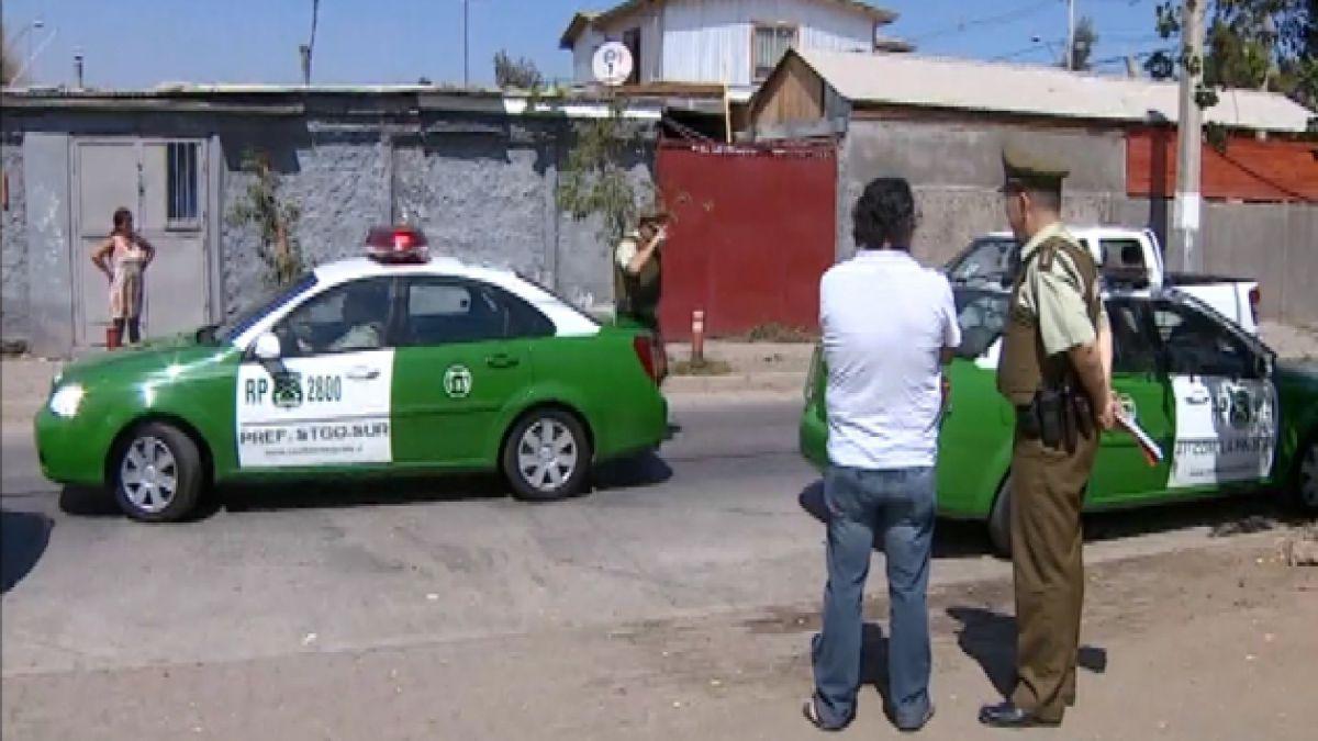 Cinco niños heridos por perdigones en jardín infantil de La Pintana