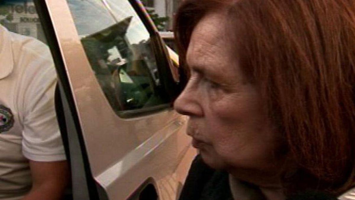 Operación Heidi: Regenta prófuga se entregó a la justicia